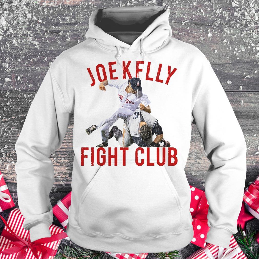 Official Boston Baseball Joe Kelly Fight Club shirt Hoodie