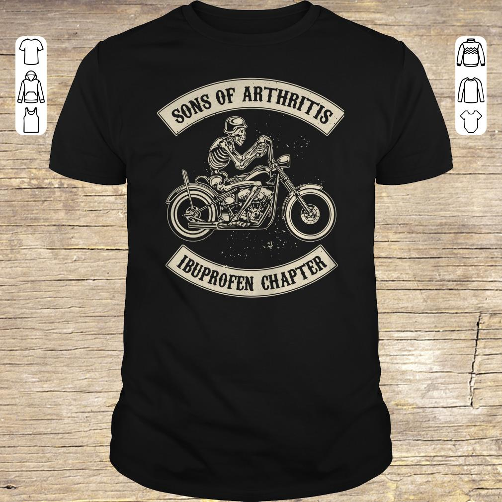 Original Sons of arthritis Ibuprofen chapter shirt longsleeve Classic Guys / Unisex Tee