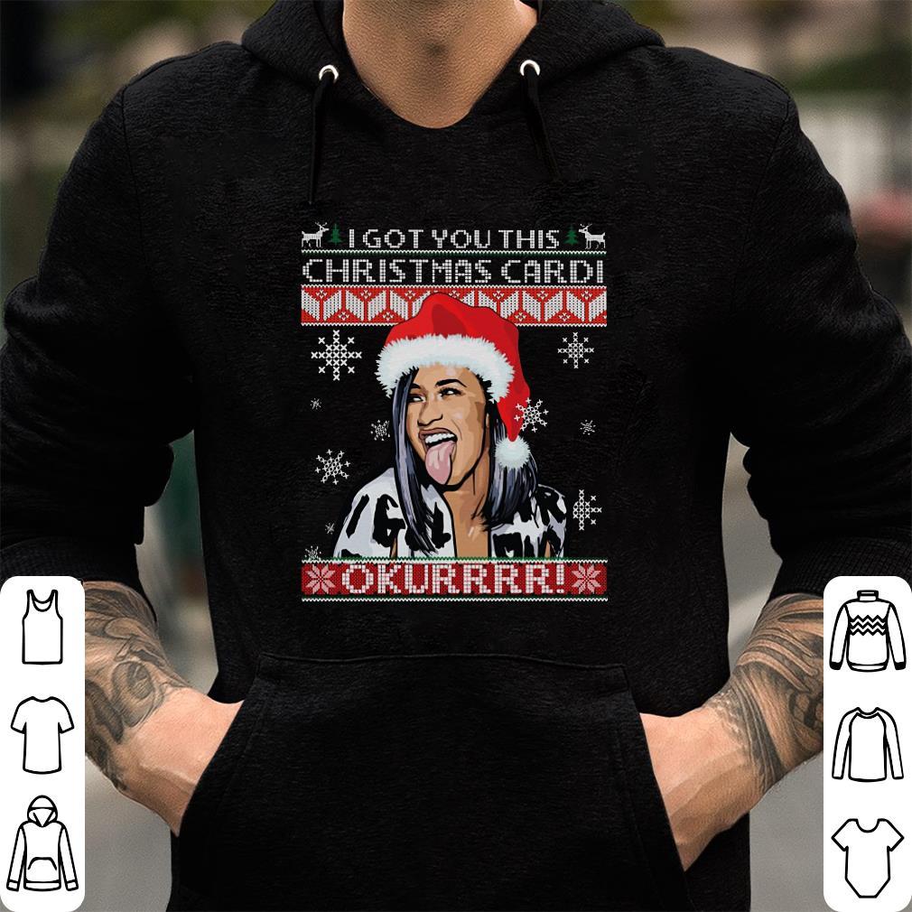https://officialshirts.net/tee/2018/11/Top-I-got-you-this-christmas-Cardi-B-shirt_4.jpg