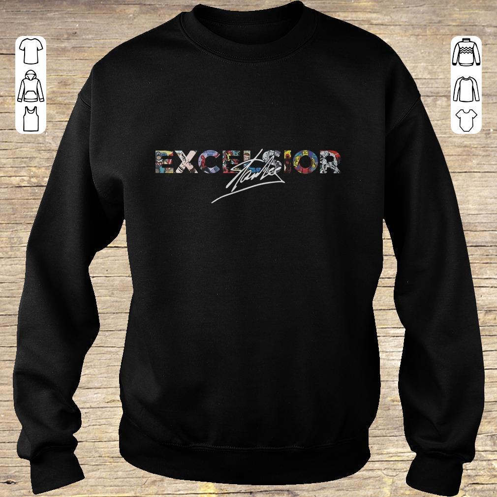 Top Stan Lee Excelsior Shirt Hoodie Sweatshirt Unisex.jpg