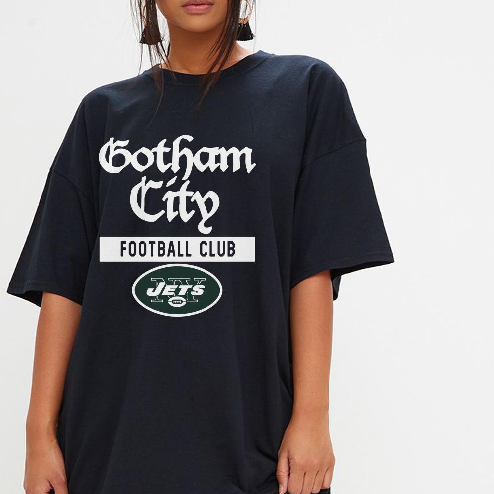 wholesale dealer 83662 81598 Football club New York Jets Gotham City shirt