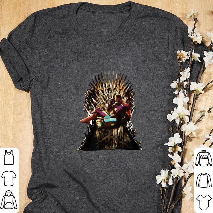 Awesome Iron Man Reading Book Game Of Thrones Shirt 1 1.jpg