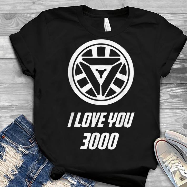 Best Price Arc Reactor I Love You 3000 Daughter Iron Man Shirt 1 1.jpg