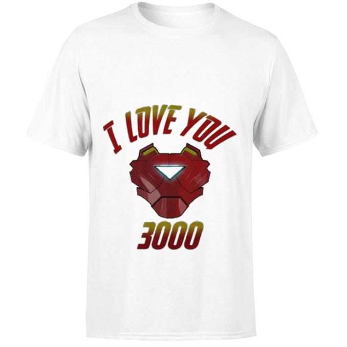 Hot I Love You 3000 Iron Man Avengers Endgame Tony Stark Shirt 1 1.jpg