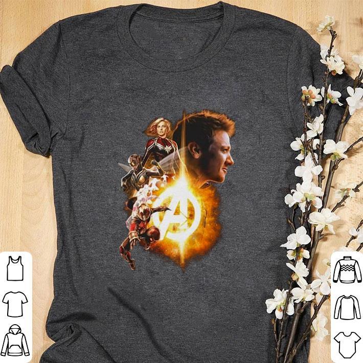 Pretty Captain Marvel Hawkeye Ant Man Marvel Avengers Endgame Shirt 1 1.jpg