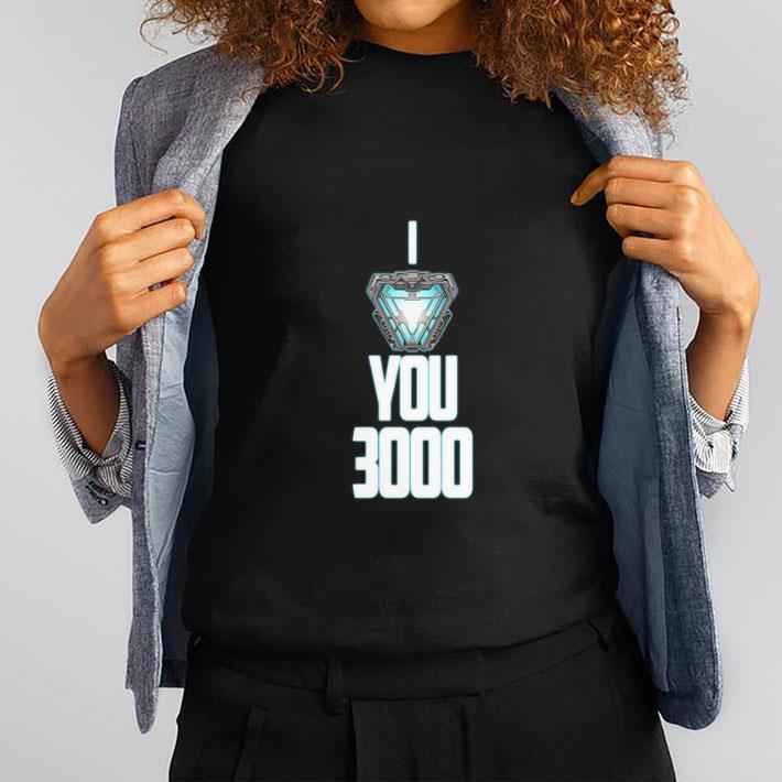 Pretty Endgame Iron Man I Love You 3000 Arc Reactor Shirt 1 1.jpg