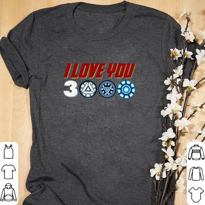 Pretty Iron Man I Love You 3000 Arc Reactor Shirt 1 1.jpg