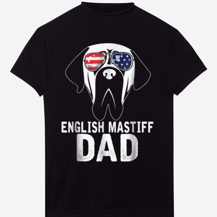 Sweatshirt God Created English Mastiff Tee Shirt Hoodie