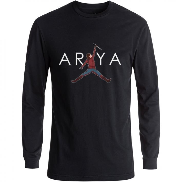 Funny Game Of Thrones Arya Stark Jumpman shirt
