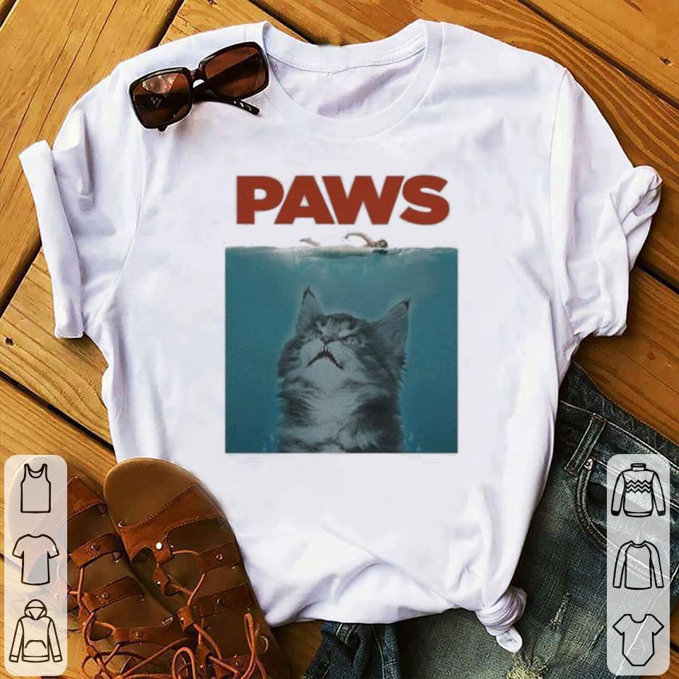 Nice Jaws Paws Cat Meow Shirt 1 1 1.jpg