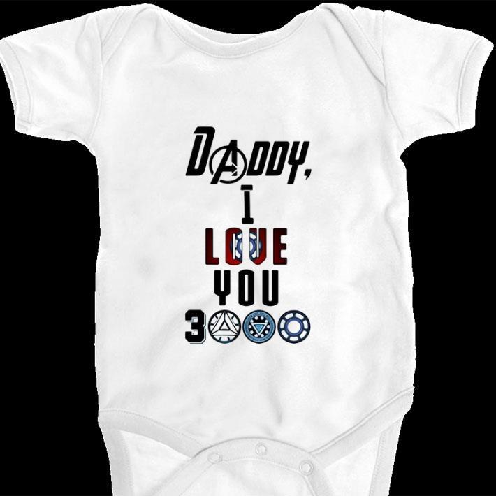Official Avengers Endgame Daddy I Love You 3000 Shirt 1 1.jpg