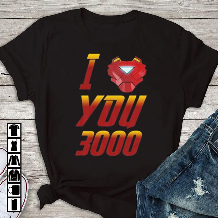 Official I Love You 3000 Avengers Endgame Iron Man Tony Stark Shirt 1 1.jpg