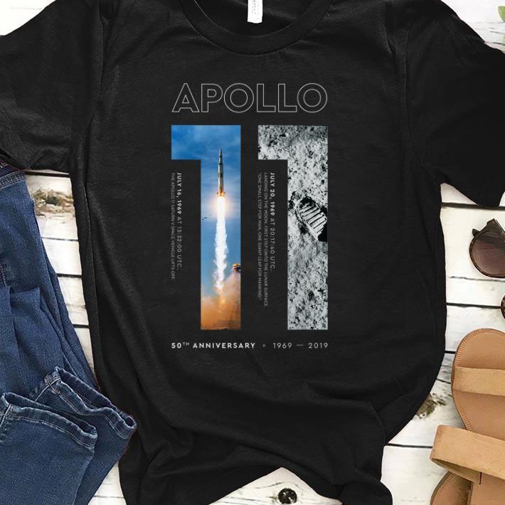 Original Apollo 11 50th Anniversary Moon Landing 1969 2019 First Step Onto The Lunar Shirt 1 1.jpg