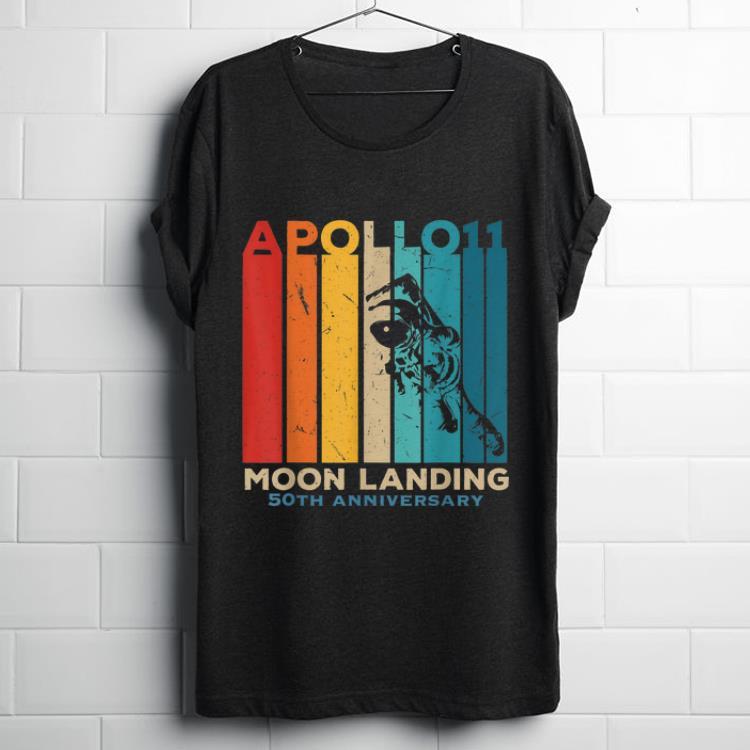 Pretty Vintage Apollo 11 50th Anniversary Moon Landing Astronaut 1969 Shirt 1 1.jpg