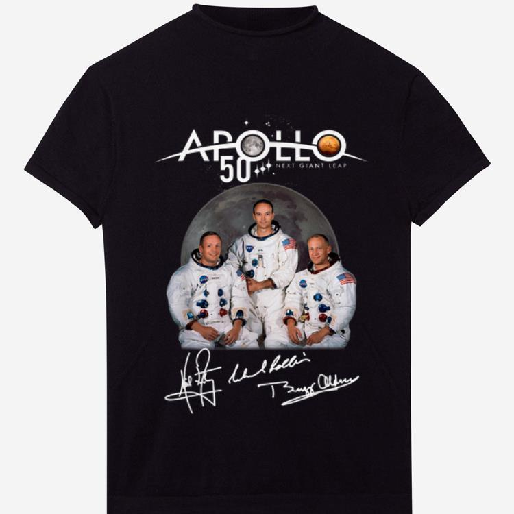 Top Apollo 11 50th Anniversary 1969 2019 Moon Landing Neil Armstrong Shirt 1 2 1.jpg