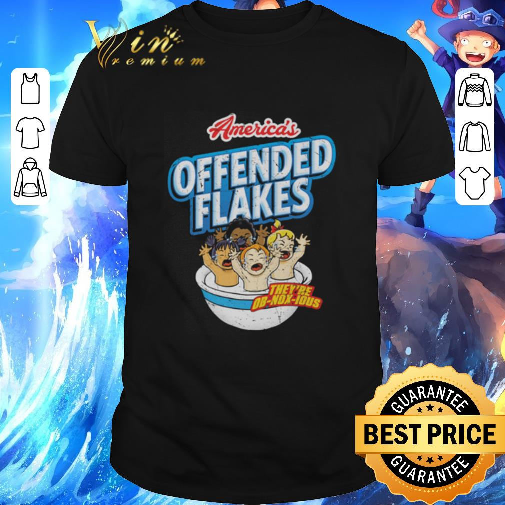 Funny America S Offended Flakes Shirt 1 1.jpg