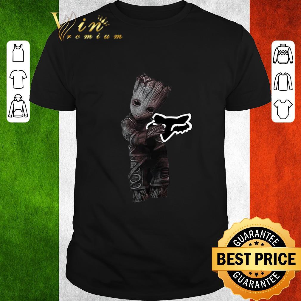 Awesome Baby Groot Hug Fox Racing Shirt 1 1.jpg