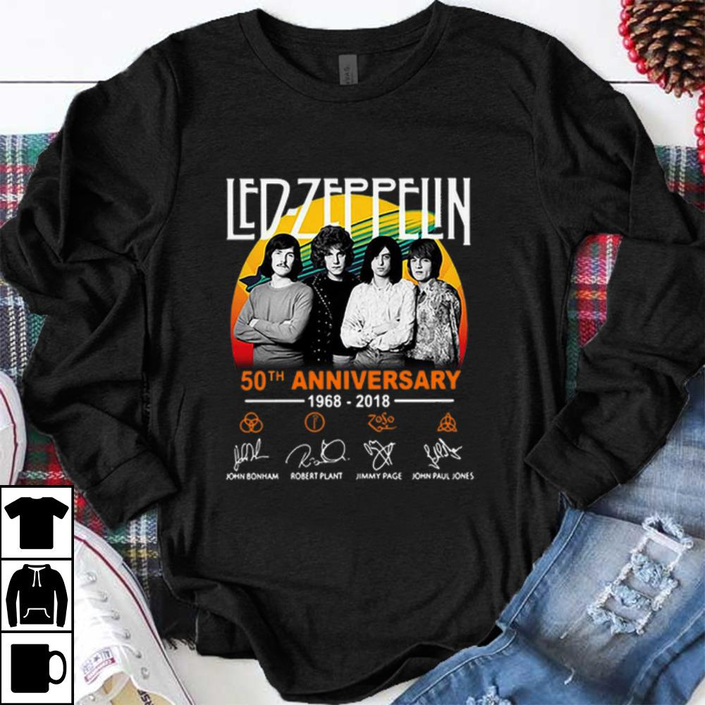 Official 50th Anniversary Led Zeppelin 1968 2018 Signatures Shirt 1 1.jpg