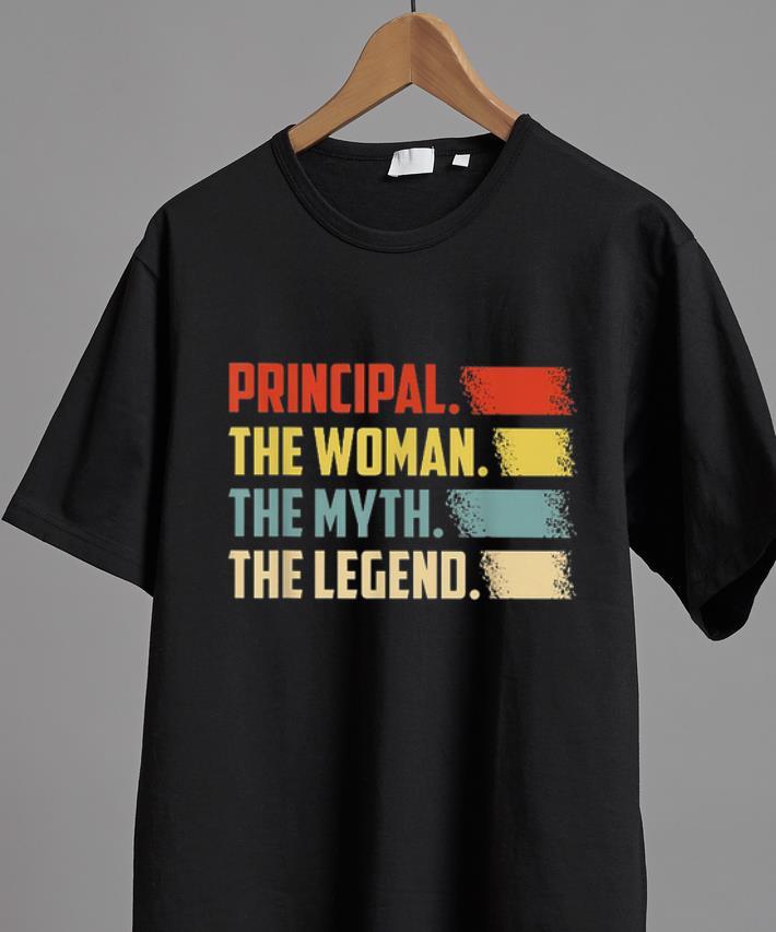 Premium Principal The Woman The Myth The Legend Vintage Shirt 2 1.jpg