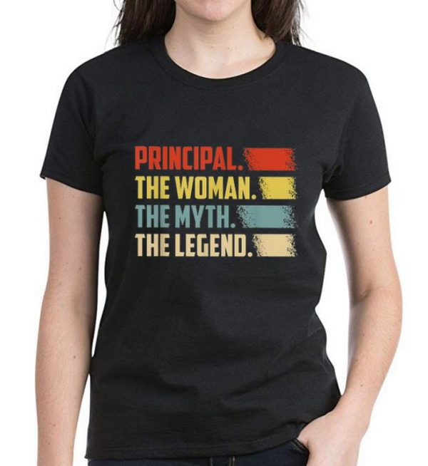 Premium Principal The Woman The Myth The Legend Vintage Shirt 3 1.jpg