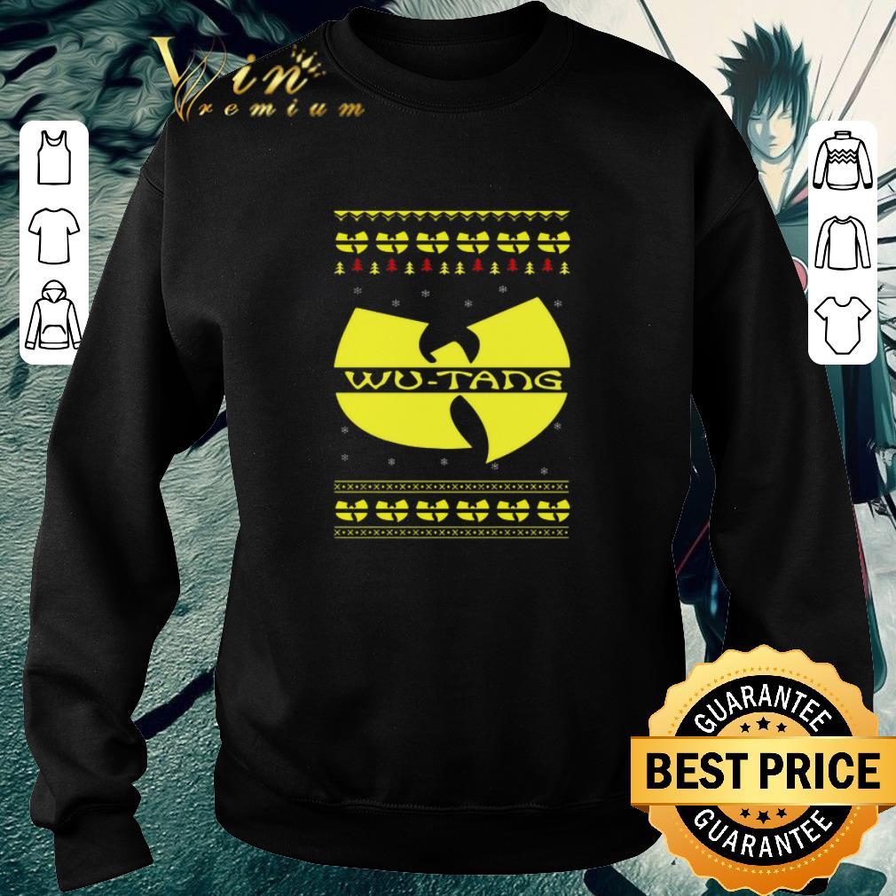 Nice Wu Tang Clan Ugly Christmas shirt