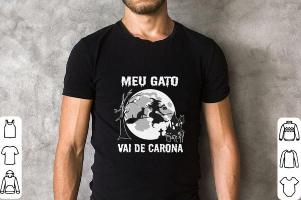 Pretty Witch Meu Gato Vai De Carona Halloween Shirt 2 1.jpg