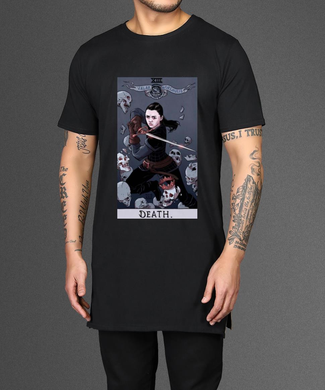 Top Arya Stark Death Game Of Thrones Shirt 2 1.jpg