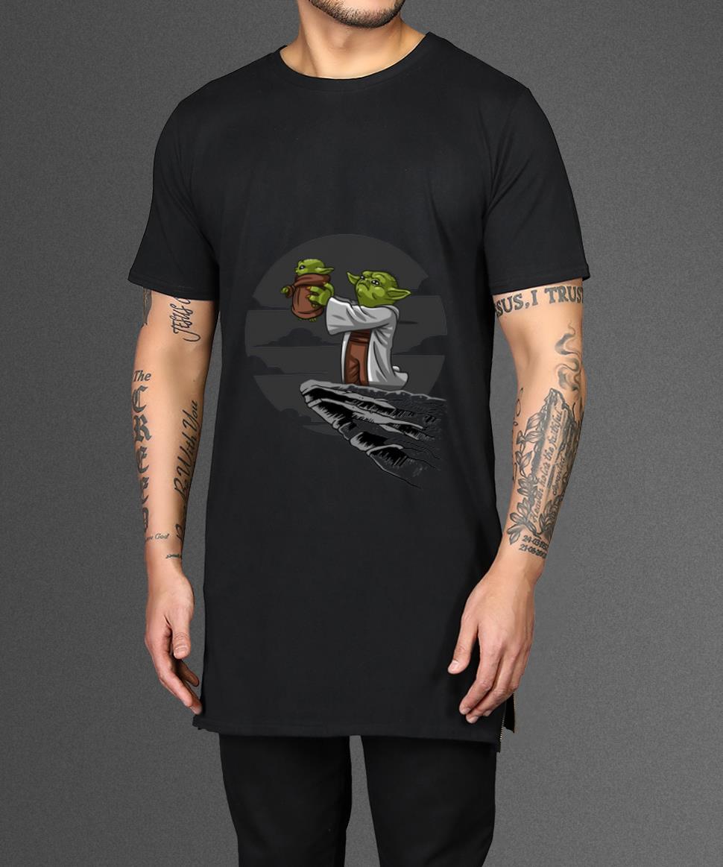Premium Baby Yoda Star Wars Mandalorian Kawaii Lion King Shirt 2 1.jpg