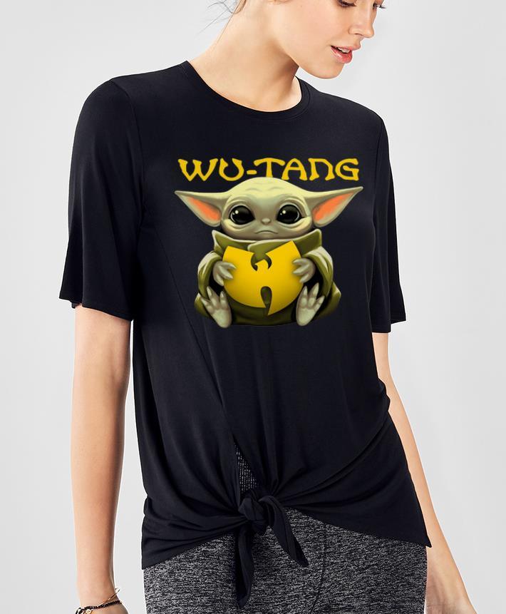 Nice Star Wars Baby Yoda Hug Wu – Tang Clan shirt