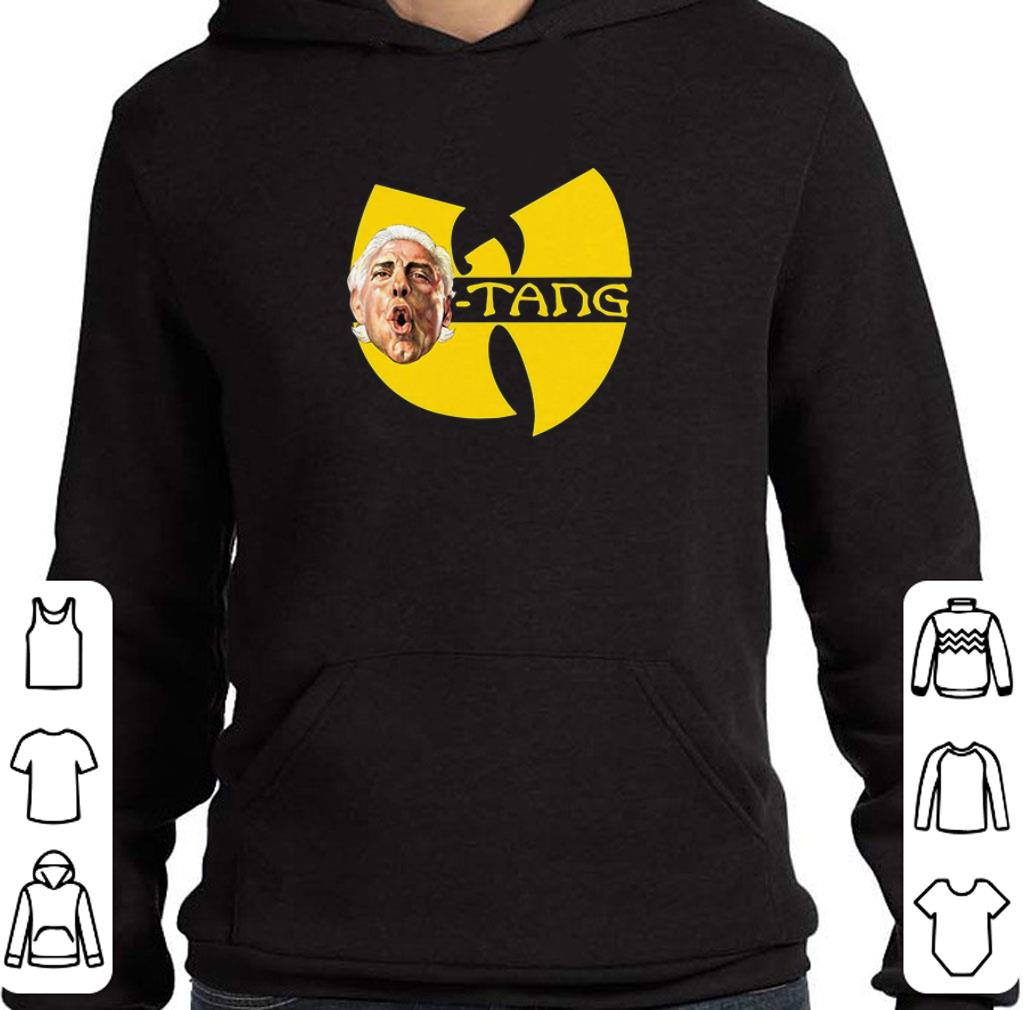Official Ric Flair Woo mashup Wu Tang Clan WWE shirt