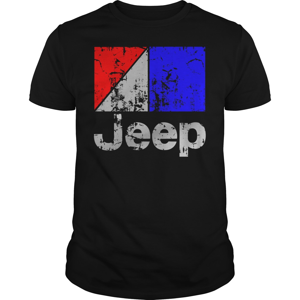 Amc Jeep Shirt
