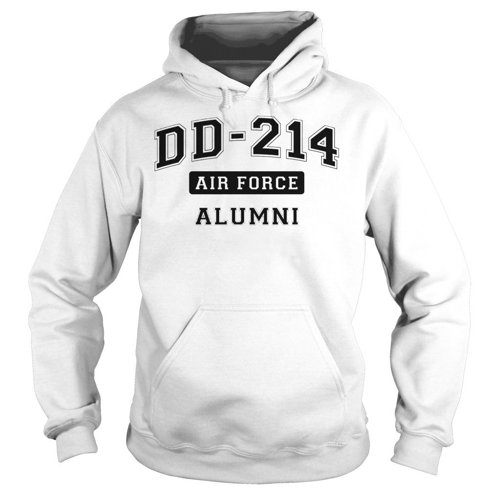 Dd214 Usaf Alumni Hoodie