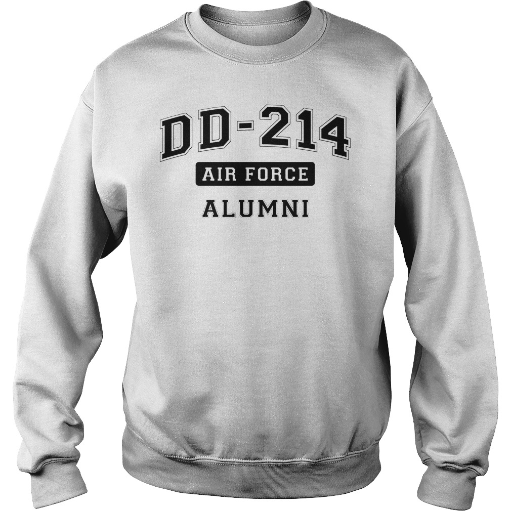 Dd214 Usaf Alumni Sweater