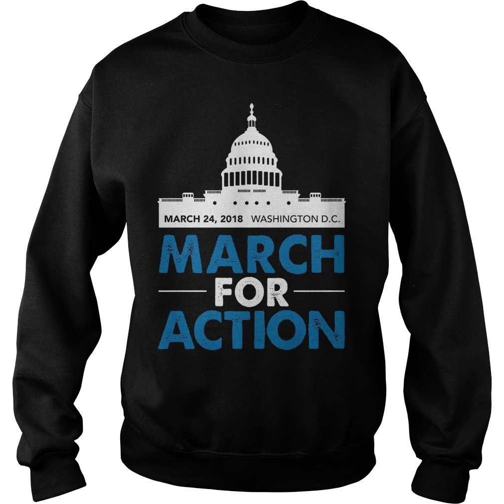 March For Action Sweater