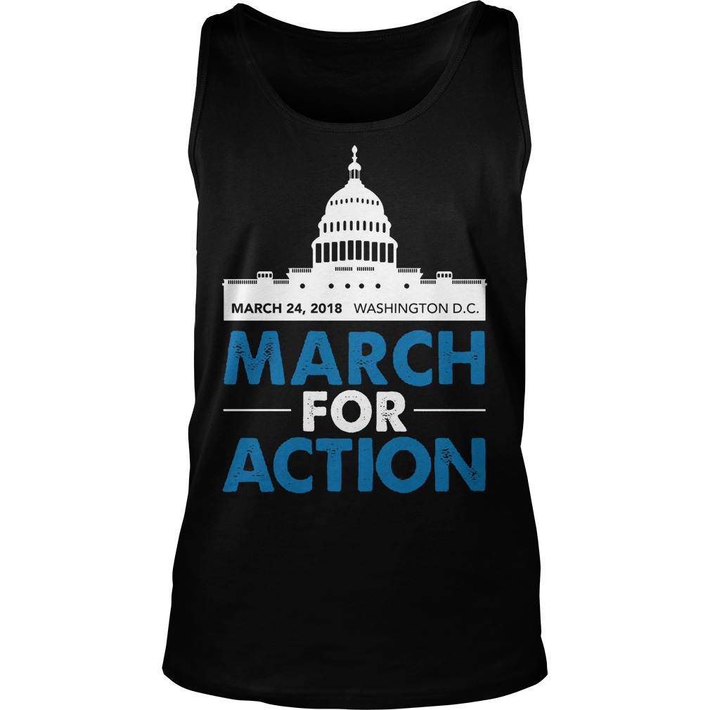March For Action Tanktop