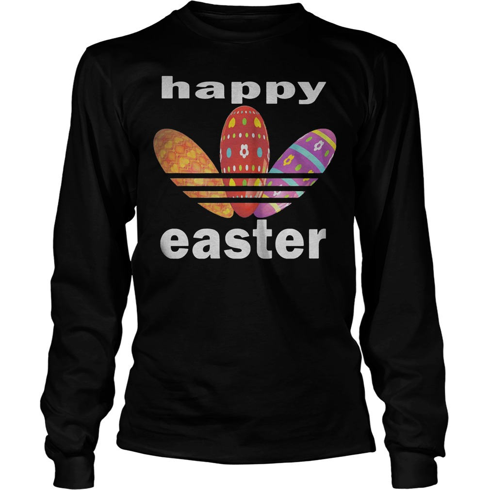 Official Adidas Happy Easter Longsleeve