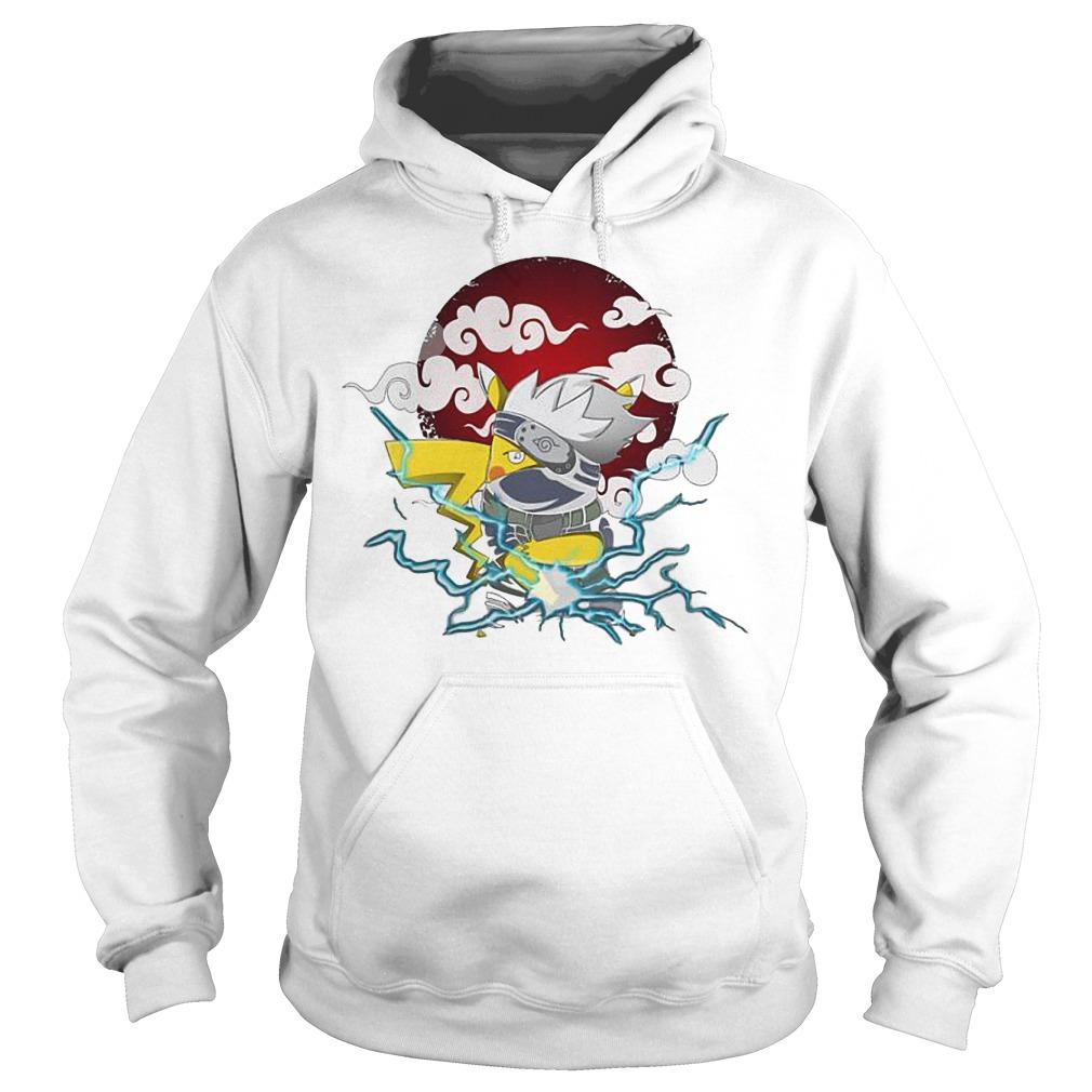 Pikachu Kakashi Hoodie