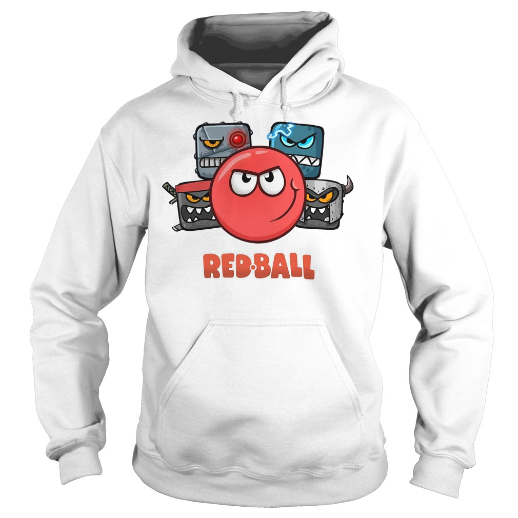 Red Ball 4 The Crew Hoodie
