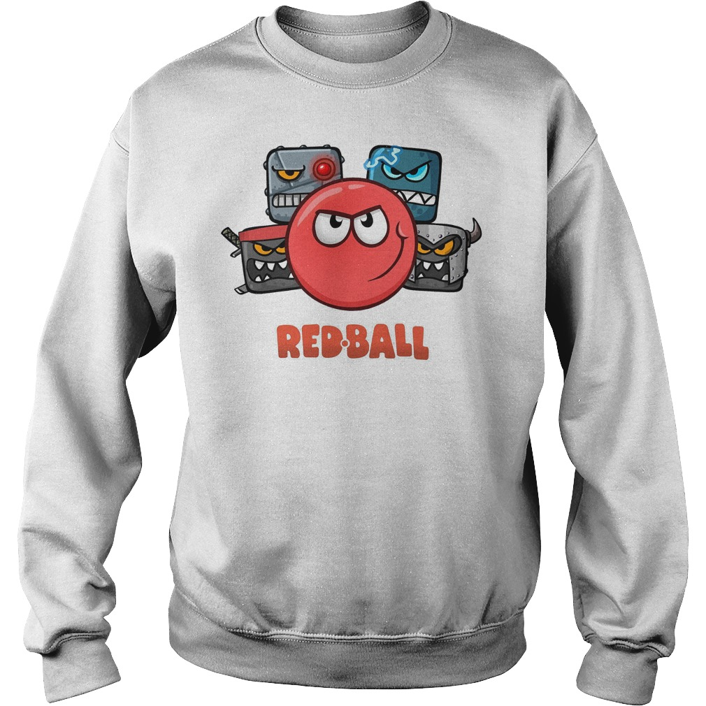 Red Ball 4 The Crew Sweater