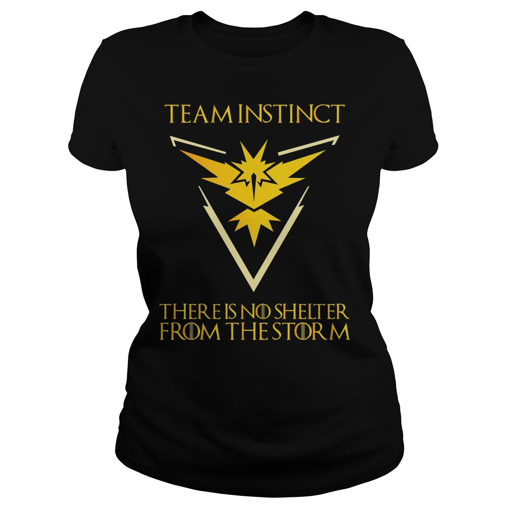 Team Instinct There Is No Shelter From The Storm Ladies