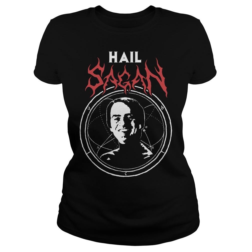 Camiseta Hail Sagan Ladies