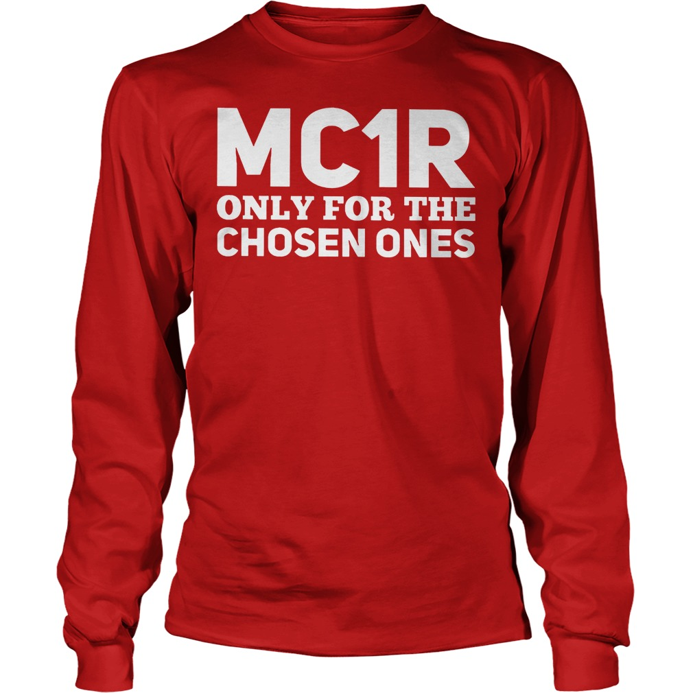 Mc1r Only For The Chosen Ones Longslevee