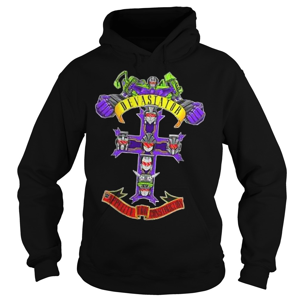 Appetite For Construction Exclusive Hoodie