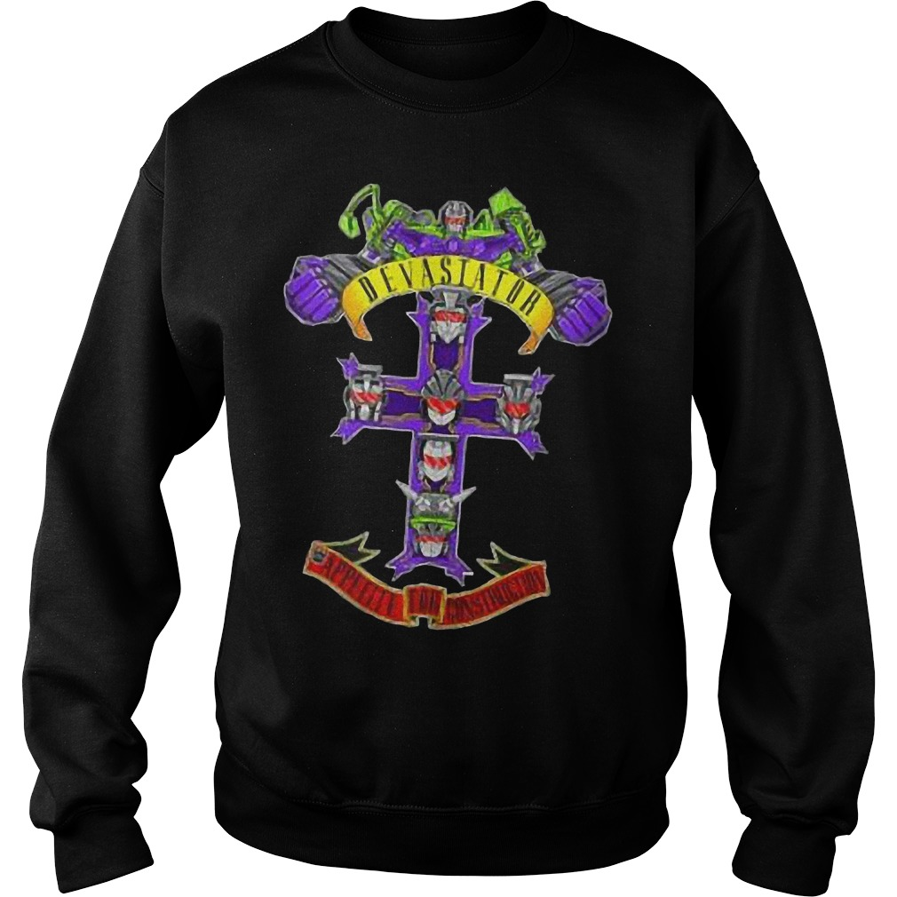 Appetite For Construction Exclusive Sweater