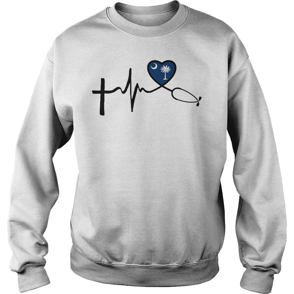 Heartbeat South Carolina Sweater