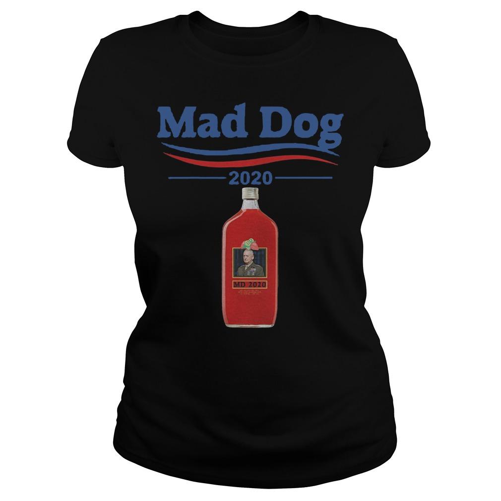 Md 2020 Mad Dog Mattis 2020 Ladies