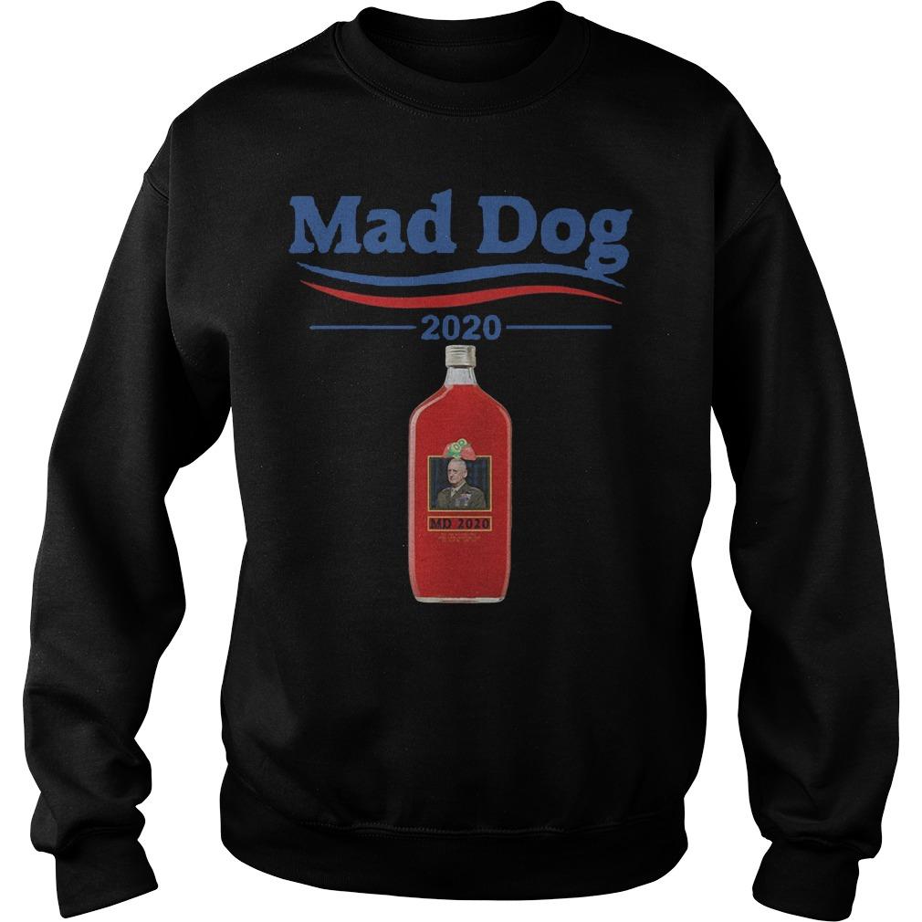 Md 2020 Mad Dog Mattis 2020 Sweater