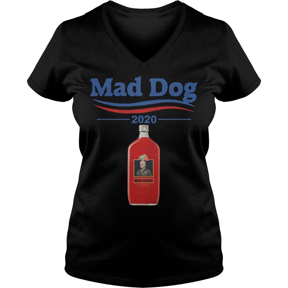 Md 2020 Mad Dog Mattis 2020 V Neck