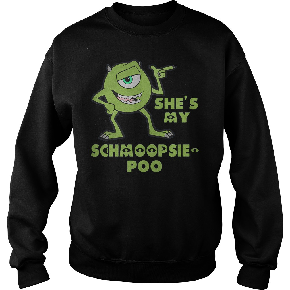 She's My Schmoopsie Poo Sweater