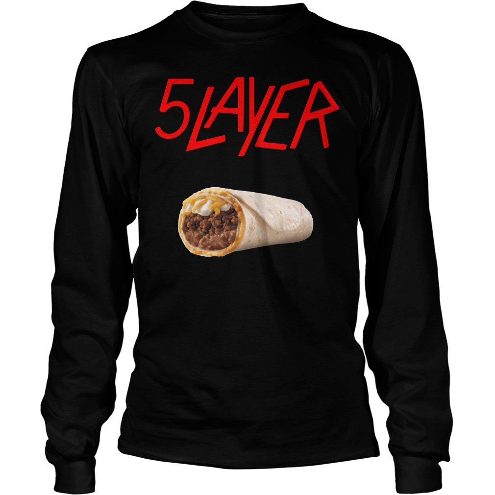 Specific Lads 5layer Longsleeve